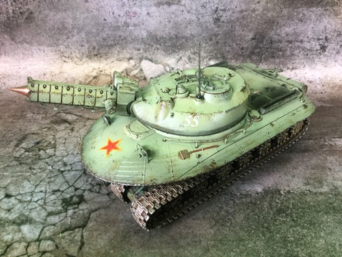 Dustification :  KV-2X, OBJECT 47 et KV-63 pour DUST 1947