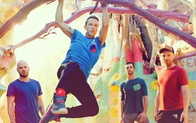 Coldplay – découvre le clip du single Birds