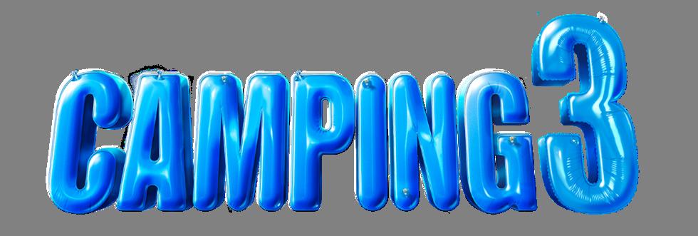 Patrick paré pour l'été dans deux nouvelles affiches teaser de CAMPING 3 // Le 29 juin 2016 au cinéma