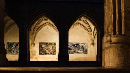 Le dernier cloître médiéval de Paris
