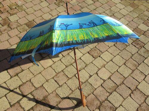 Il ne reste que 6 parapluies...