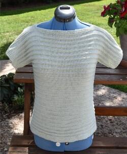 Pulls tricotés...