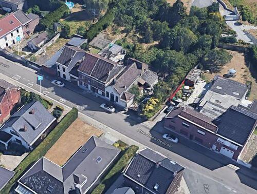 Jumet (Charleroi) - Rue Jules Destrée 140 (Google Satellite - Vue 3D)