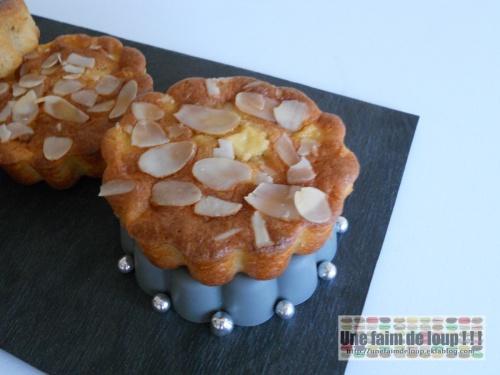 Moelleux pommes et poudre d'amandes (sans beurre !!!)
