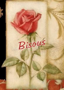 Papier**Bonjour fleuri**