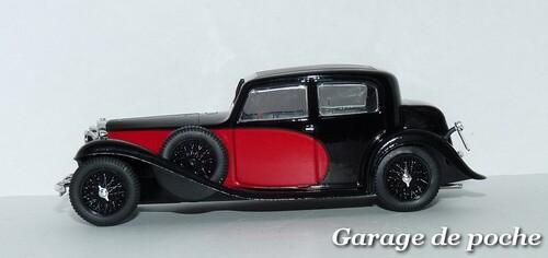 Bugatti Type 57 Galibier 1939