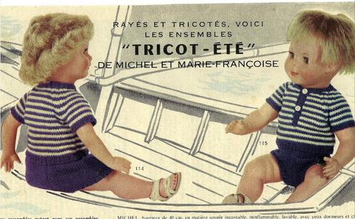 Modes et travaux mai 1965