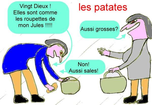 les fermières (humour)