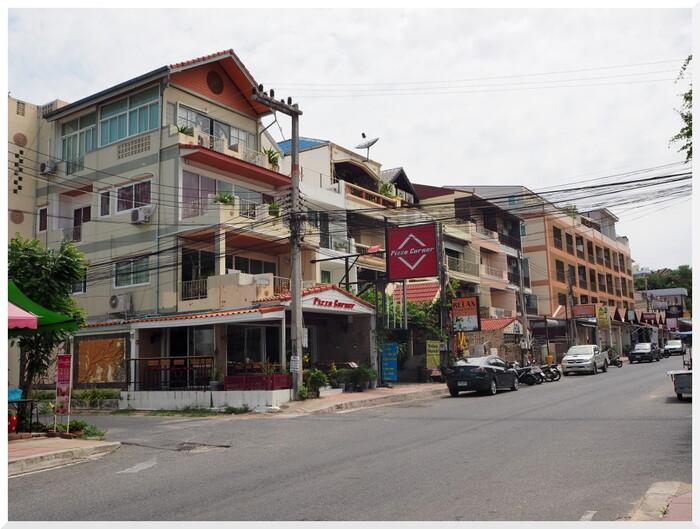 Photos de Thaïlande.  Flâner à Pratumnak