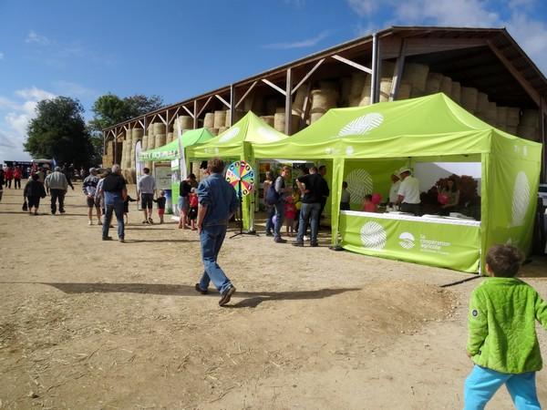 La fête de l'agriculture 2016 sur le site de la Barotte à Châtillon sur Seine