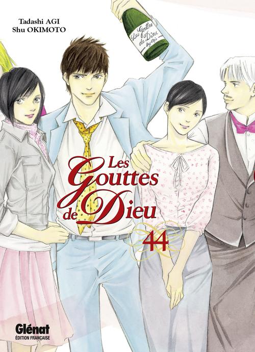 Les gouttes de Dieu - Tome 44 - Tadashi Agi & Shu Okimoto