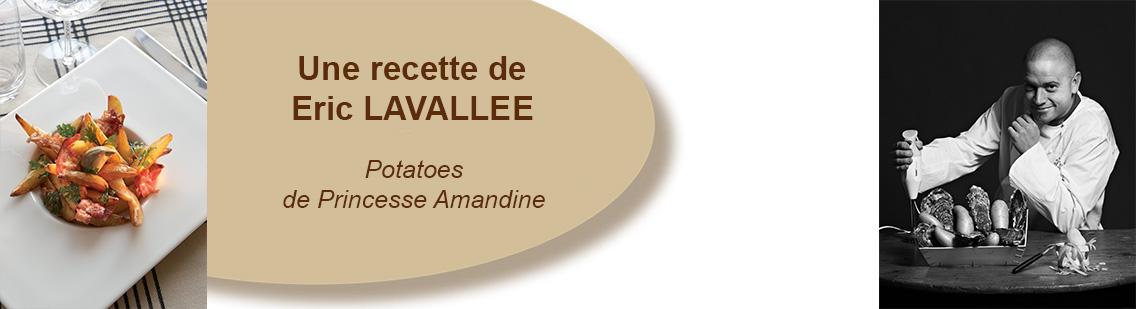Potatoes de Princesse Amandine