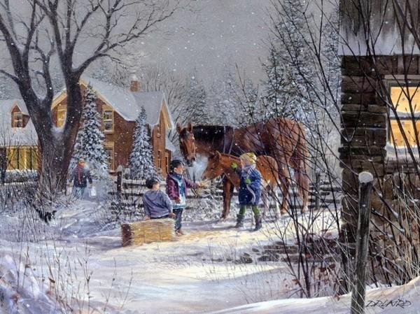 Peinture de : Douglas Laird