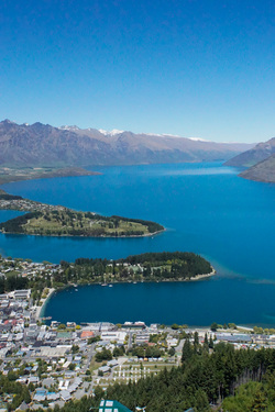 Queenstown, capitale de l'extrême !