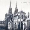 quimper cathédrale années 1900