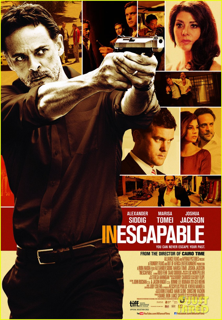 Inescapable (2013) [DVDRIP VOSTFR]