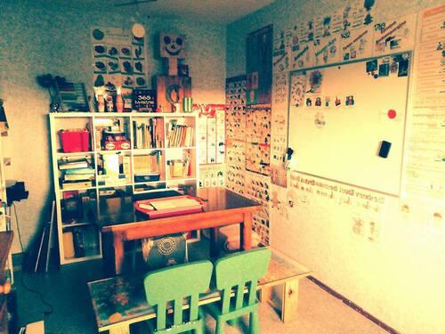 Salle d'apprentissages ^^