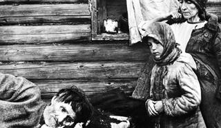 Les famines en URSS sous la dictature stalinienne