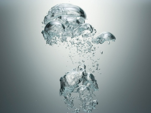 "wallpapers "" Gouttes d'eau """