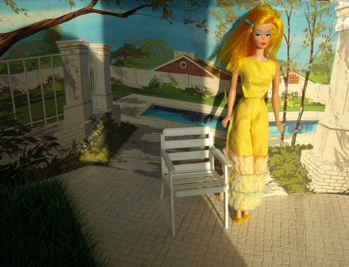 Barbie vintage : Caribbean Cruise
