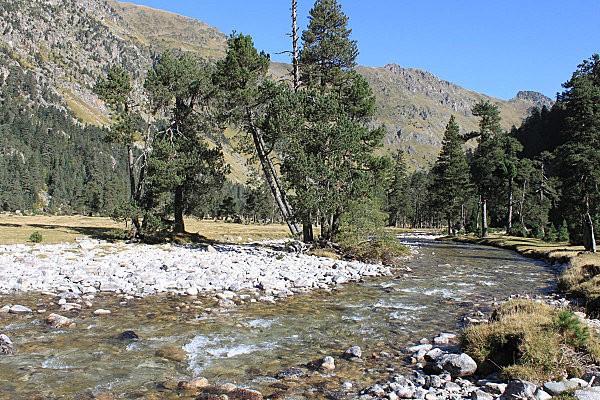 rando octobre 2010, la vallée du Marcadau 5