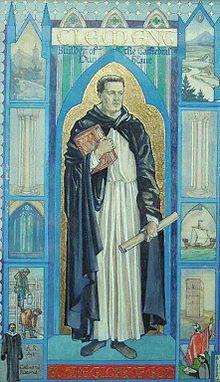 Saint Clément de Dumblane († 1258)
