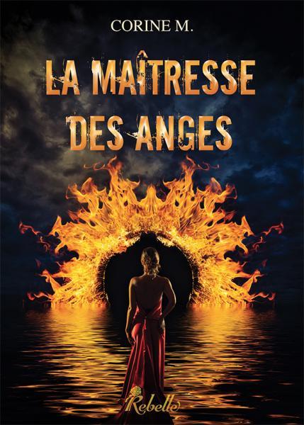 """""""La maîtresse des anges"""" de Corine M."""