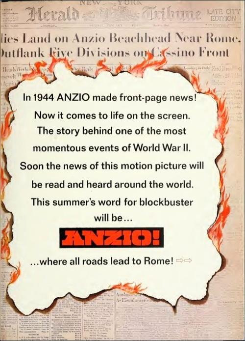 BOX OFFICE USA DU 23 JUILLET 1968 AU 29 JUILLET 1968