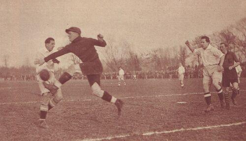 R.C.Calais 8 janvier 1935