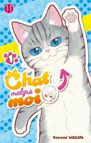 Konomi Wagata - Chat malgré moi Tome 1 : .