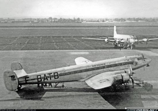 F BATB  LANGUEDOClbg  1952