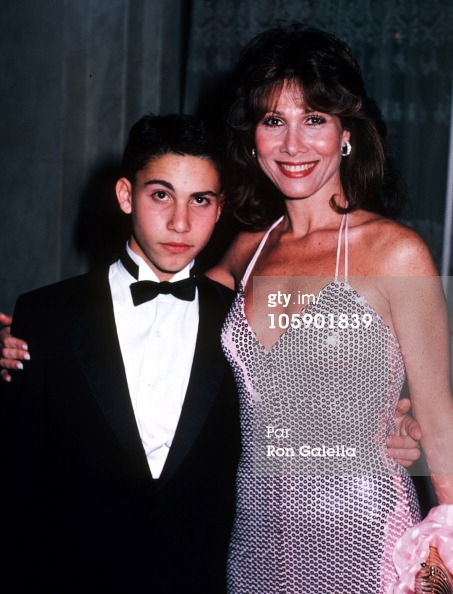 David Farentino,le fils de Michele Lee.