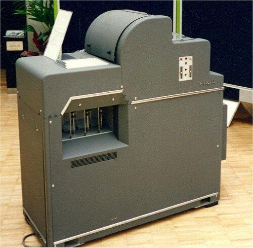 1969 - 1986 Mon onde informatique.