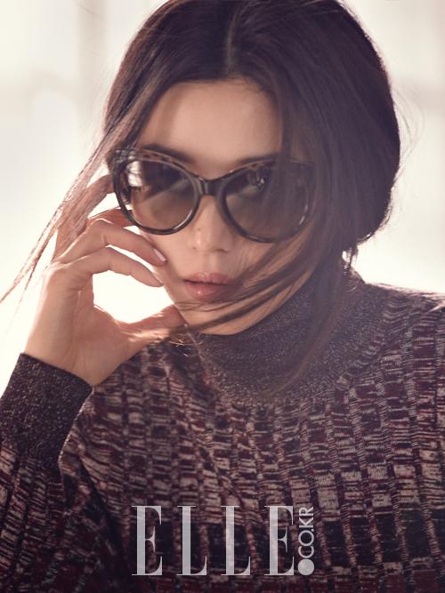 Je on Ji Hyun pour Elle
