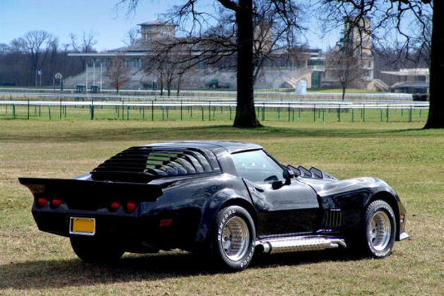 Corvette Batmobile