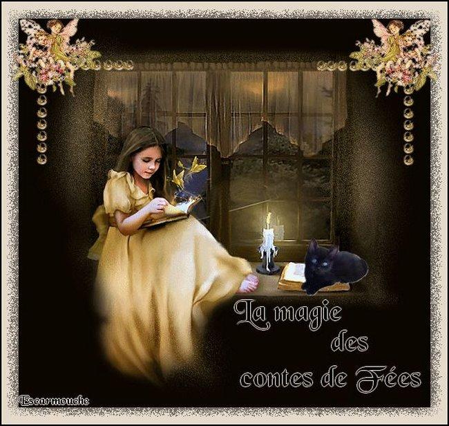 La magie des contes de fées