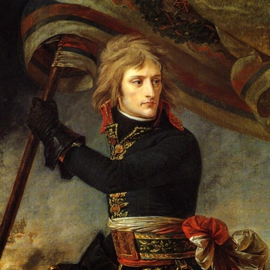 La jeunesse de Napoléon Bonaparte