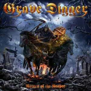 Grave Digger - Return Of The Reaper 2014