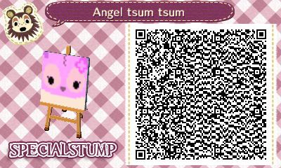 QR codes - (page 4) - Animal Crossing new leaf ✩: