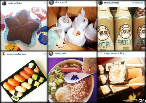 FAVORIS | Instagram Juin 2015 - Food