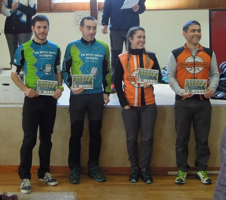 Finale du Challenge - Forêt de Grimbosq (14) - Dimanche 18 Février