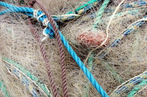 Quai des pêcheurs : les filets (4)
