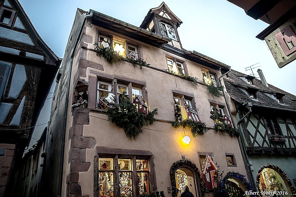 Marché de Noël à Riquewihr - 2