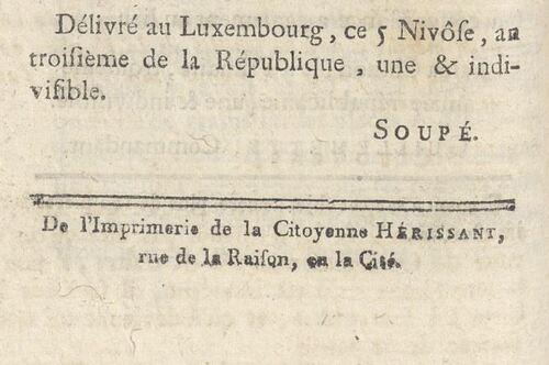 Les justifications du général Grignon (9)....