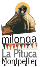 Visuels milonga La Pituca