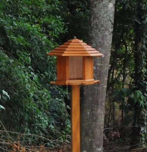 Mangeoires pour oiseaux