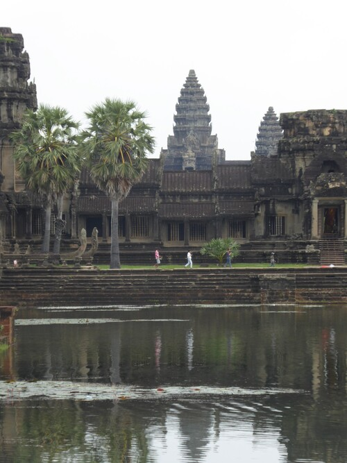J13, Angkor Wat, Siem Reap, Cambodge