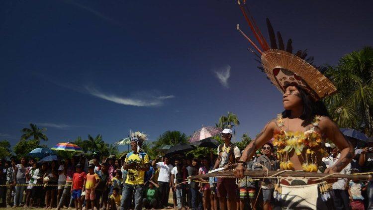 Synode sur l'Amazonie: le document préparatoire exhorte à écouter le cri des peuples - VA