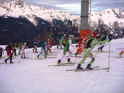 Championnats de France individuel et sprint