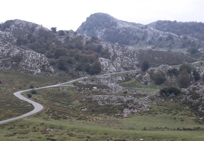5 Sur la route du lac de Covadonga (45)
